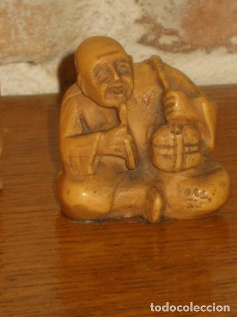 Antigüedades: NETSUKE. - Foto 5 - 144651786