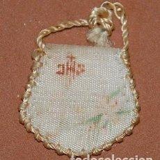 Antigüedades: RELICARIO TEXTIL-39. Lote 144654222