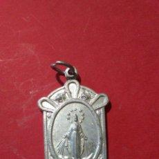 Antigüedades: MEDALLA DE LA INMACULADA CONCEPCION. 3,2 X 2 CM.. Lote 144682828
