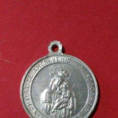 Antigüedades: MEDALLA DE NTRA. SRA. DEL PERPETUO SOCORRO. VALENCIA. 2 CM.. Lote 183848996