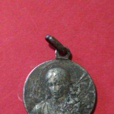 Antigüedades: ANTIGUA MEDALLA DE PLATA A IDENTIFICAR. 1,8 CM, 3,1 GR. PLATA.. Lote 144683912