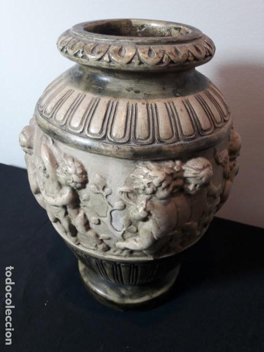 Antigüedades: Pareja de floreros - Foto 8 - 144700866