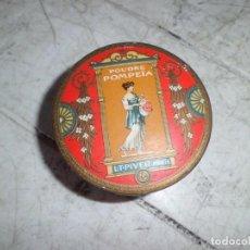 Antigüedades: ESPECTACULAR CAJA EN CARTON AÑOS 20. Lote 144707154