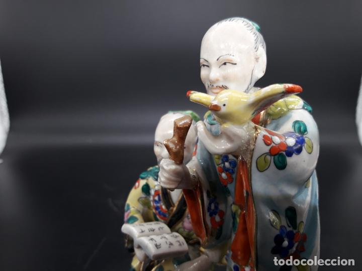 Antigüedades: Figura de porcelana - Foto 2 - 144708350