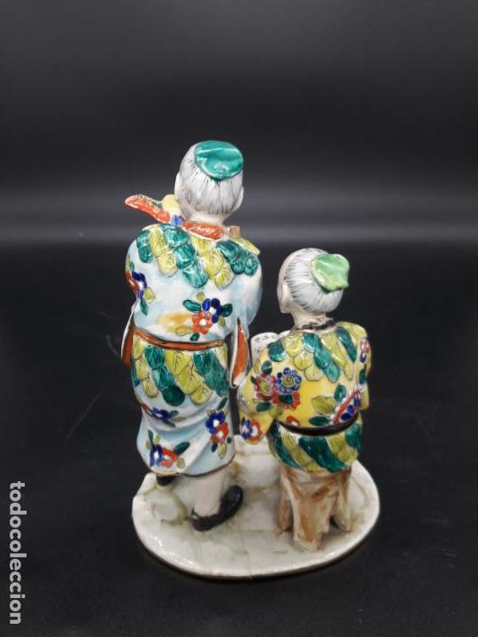 Antigüedades: Figura de porcelana - Foto 4 - 144708350
