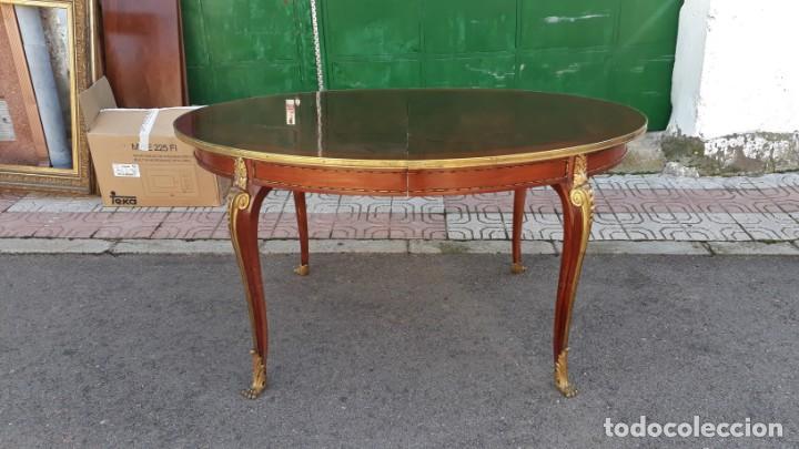 mesa antigua estilo luis xv. mesa de salón come - Kaufen Antike ...