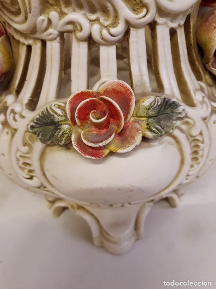 Antigüedades: JARRON ORIGINAL VINTAGE. - Foto 4 - 144778058