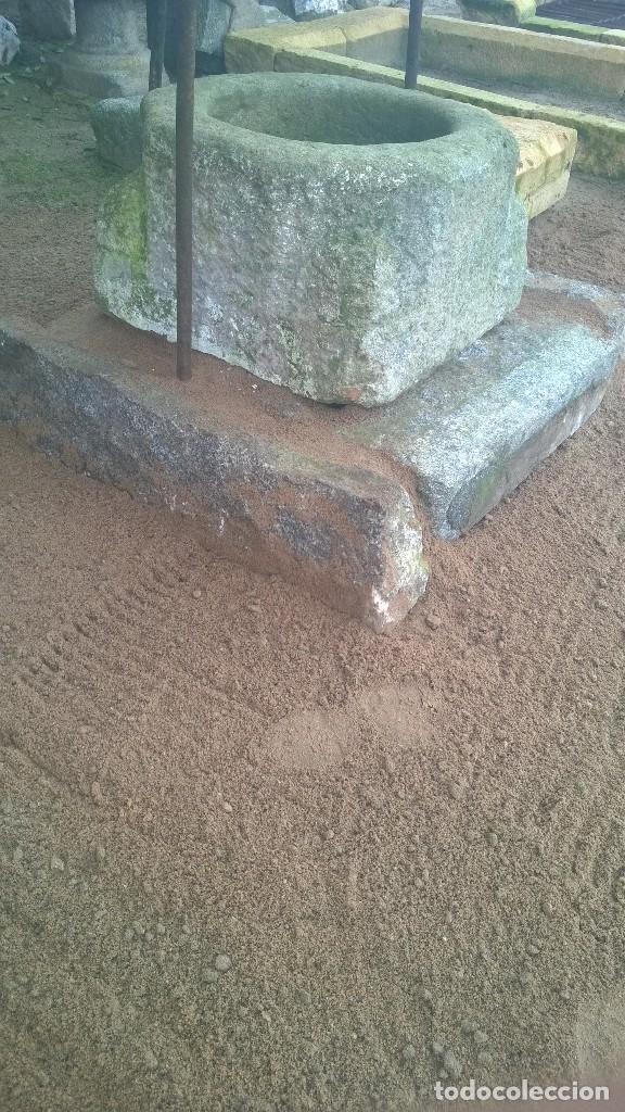 Antigüedades: Piedra Antigüa, brocal de granito - Foto 6 - 144823590