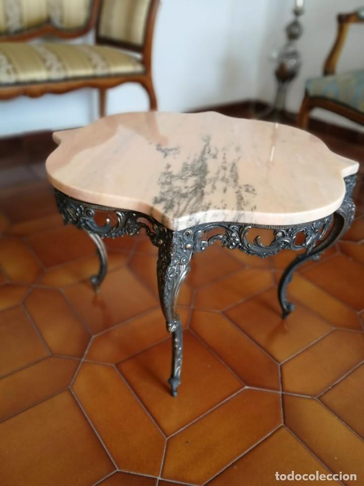 Antigüedades: tresillo Luis XV - Foto 3 - 144890730