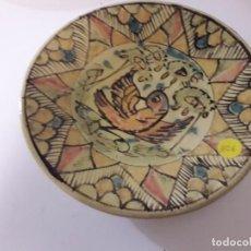 Antigüedades: PLATO DE CERÁMICA DE TALAVERA. Lote 144931230