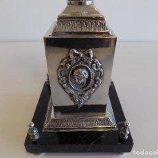 Antigüedades: PIE DE LAMPARA DE SOBREMESA. NUEVA, A ESTRENAR. Lote 145007958