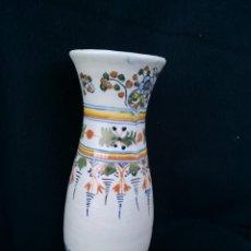 Antigüedades: JARON FLORERO CERAMICA TALAVERA. Lote 145010834