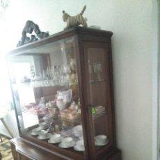Antigüedades: VITRINA APARADOR . Lote 145099414