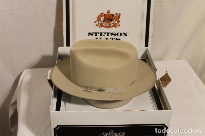 50ca7aa2c806d sombrero stetson - Buy Old Hats at todocoleccion - 145106834