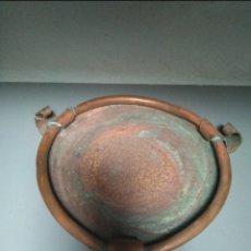 Antigüedades: ANTIGUO PLATO PARA TIESTOS O JARRONES . Lote 145130386