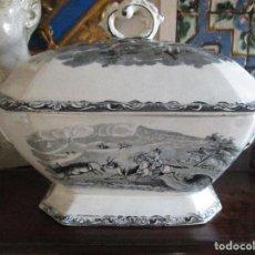 Antigüedades: SOPERA CARTAGENA (LA AMISTAD). Lote 145136082