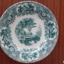 Antigüedades: PLATO PICKMAN S. XIX SEVILLA. Lote 145146942