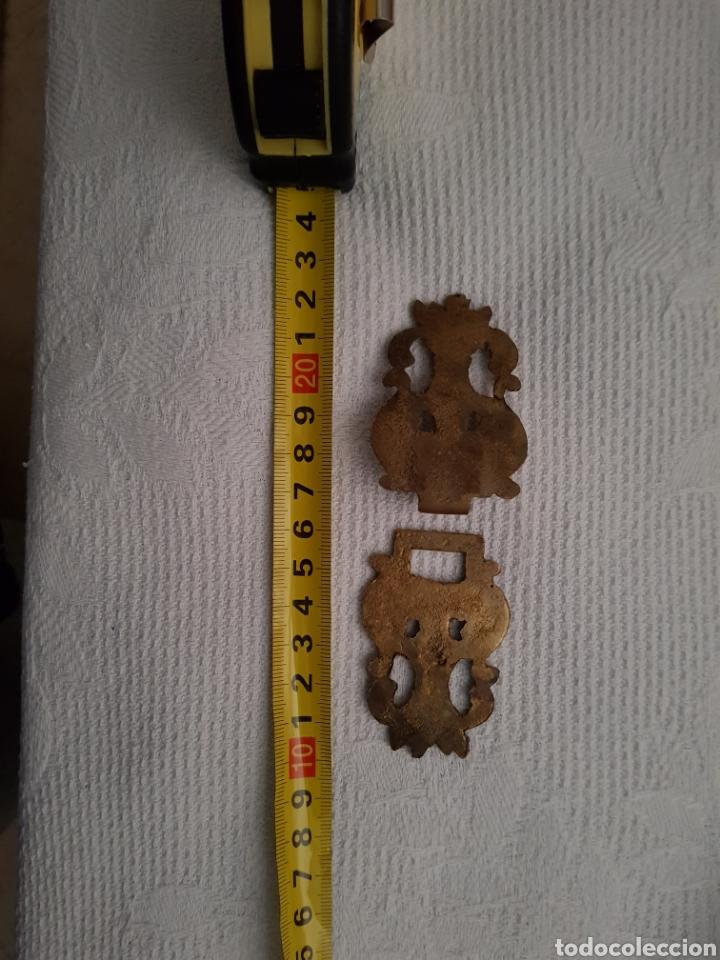 Antigüedades: Broche cierre antiguo - Foto 4 - 145155902