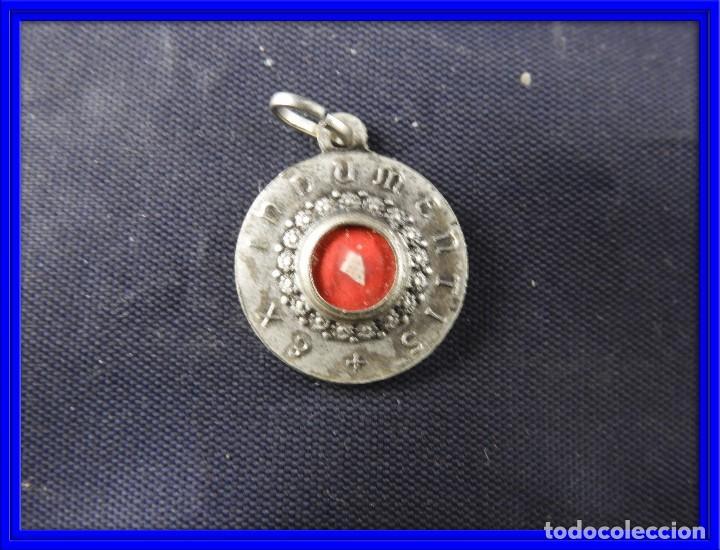 RELICARIO DE SANTA RAFAELA MARIA (Antigüedades - Religiosas - Relicarios y Custodias)