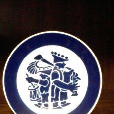 Antigüedades - Pareja de platos de sargadelos - 145209472