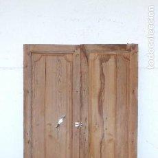 Antigüedades: PUERTA ANTIGUA DE INTERIOR. Lote 145254750
