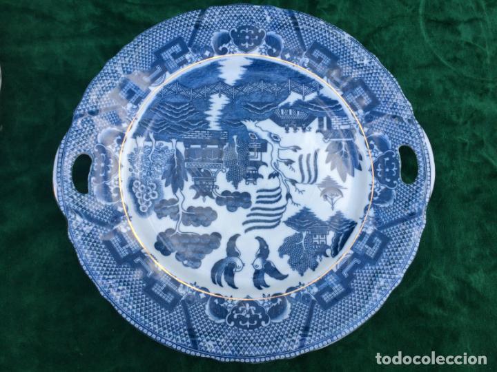 Antigüedades: JUEGO ANTIGUO DESAYUNO PORCELANA DE BAVARIA - Foto 9 - 145254990