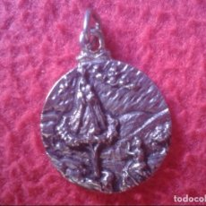 Antigüedades: MEDALLA XX ANIVERSARIO CORONACIÓN NUESTRA SEÑORA DEL ROBLEDO CONSTANTINA SEVILLA VIRGEN 1988 2008 VE. Lote 145263490