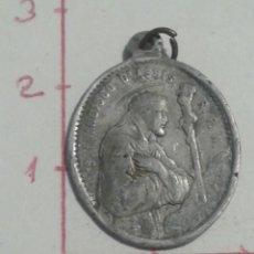 Antigüedades: MEDALLA RELIGIOSA. SAN FRANCISCO DE ASSIS / SAN ANTONIO DE PADUA. Lote 145265774