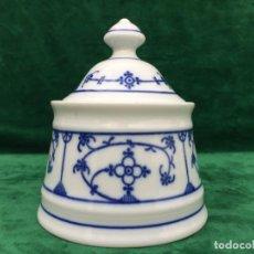 Antigüedades: AZUCARERO EN PORCELANA DE BAVARIA SELLADO. Lote 145273126
