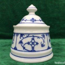 Antigüedades: AZUCARERO EN PORCELANA DE BAVARIA SELLADO. Lote 145273234
