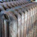 Antigüedades: RADIADOR LABRADO ROCOCÓ 96 - 8 ELEMENTOS. Lote 145308750
