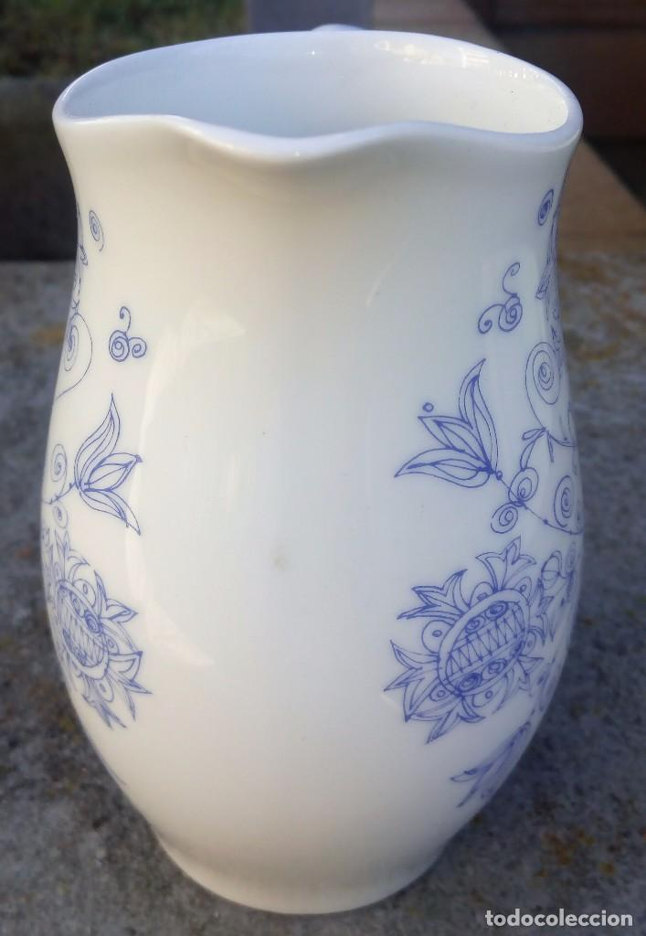 Antigüedades: JARRA DE CERAMICA DECORADA BIDASOA - Foto 2 - 145336962