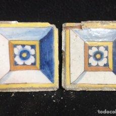 Antigüedades: OLAMBRILLAS DE TALAVERA RUIZ DE LUNA. Lote 145367596