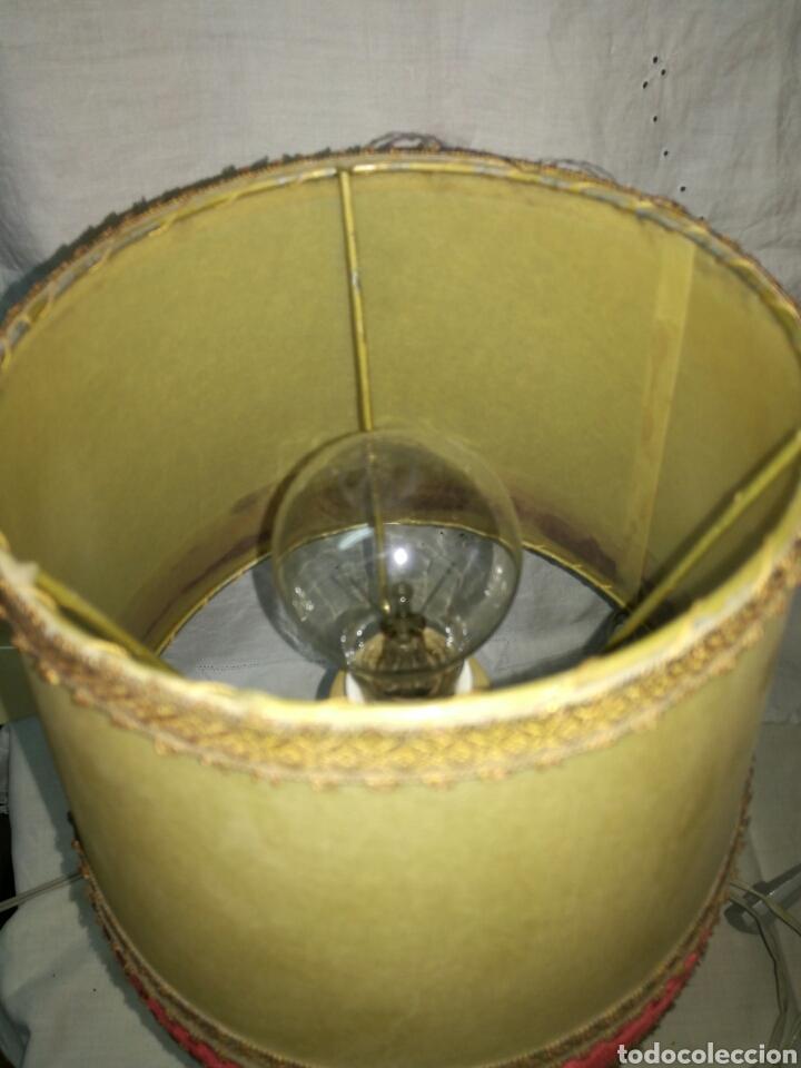 Antigüedades: Antigua lámpara en Alabastro - Foto 4 - 145435828