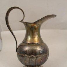 Antigüedades: JARRA PLATEADA. Lote 145466578