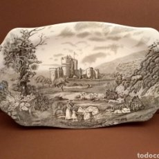 Antigüedades: BANDEJA FUENTE CASTLE STORY JOHNSON BROS. Lote 145486610
