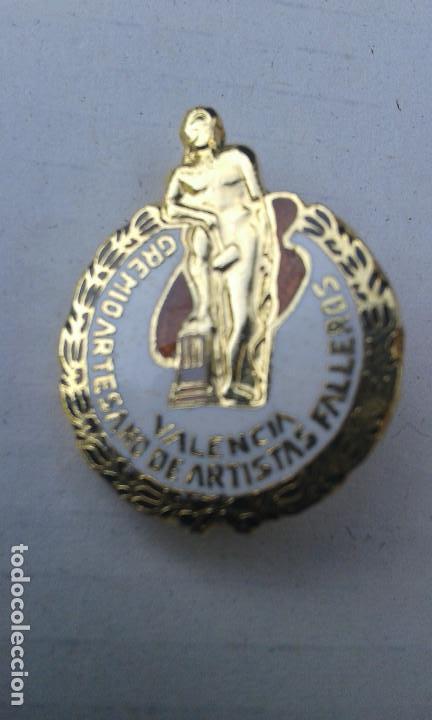 GREMIO DE ARTISTAS FALLEROS (Antiquitäten - Religiöse - Antike Medaillen)