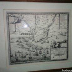Antigüedades: ANTIGUO CUADRO DE TARAGONA. Lote 145497826