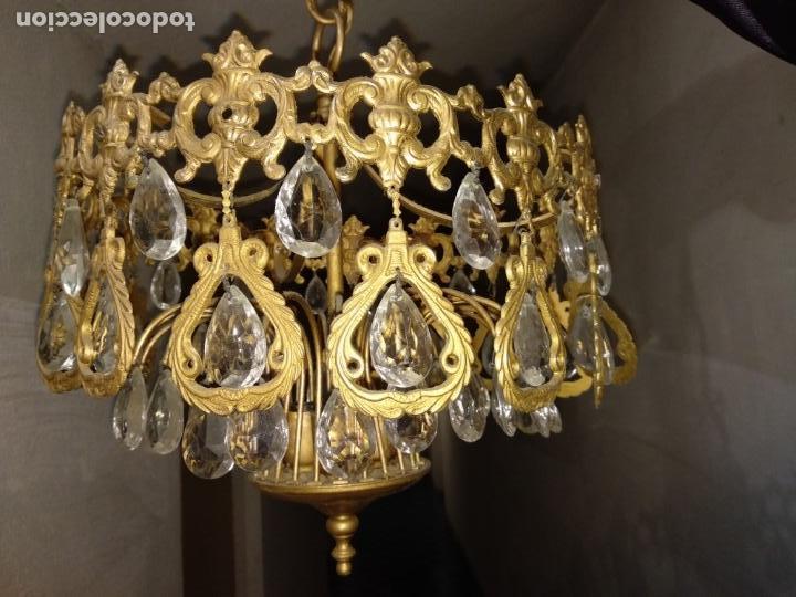 Antigüedades: Lámpara de piedras - Foto 3 - 145631678