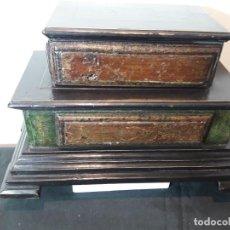 Antigüedades: PEANA PARA CRISTO. Lote 145637682