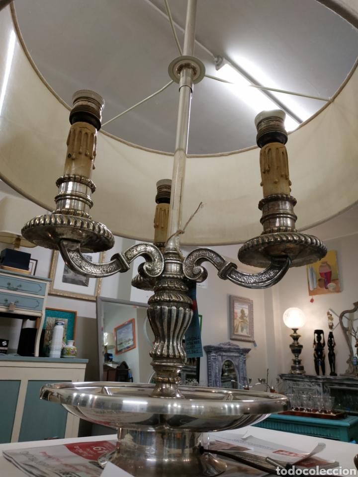 Antigüedades: Lampara mesa - Foto 2 - 145768354