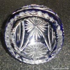 Antiquitäten - cenicero o centro de mesa de cristal de baccarat - 145844622