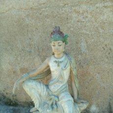 Antigüedades: IMAGEN DE CERÁMICA. Lote 145905056