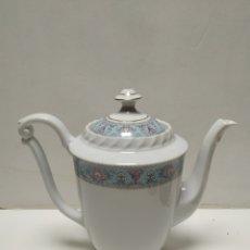 Antigüedades: CAFETERS DE PORCELANA BAVARIA SELLADA. Lote 145913786