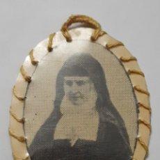 Antigüedades: RELIQUIA DE MA. DEL SAGRADO CORAZÓN, FUNDADOR A.C.I. Lote 145924134