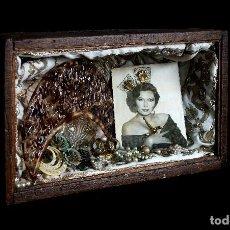 Antigüedades: CAJA CANTAORA. Lote 146022186