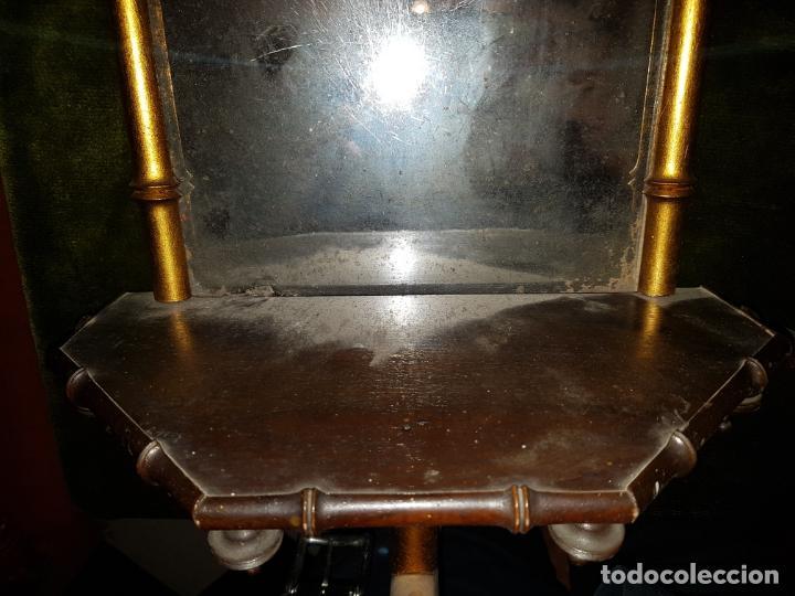 Antigüedades: PAREJA DE CORNUCOPIAS. PRINCIPIOS DE SIGLO - Foto 15 - 146022194