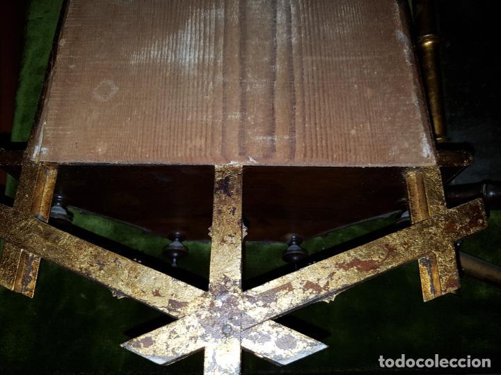 Antigüedades: PAREJA DE CORNUCOPIAS. PRINCIPIOS DE SIGLO - Foto 17 - 146022194