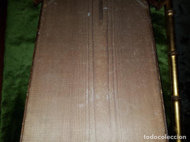 Antigüedades: PAREJA DE CORNUCOPIAS. PRINCIPIOS DE SIGLO - Foto 19 - 146022194
