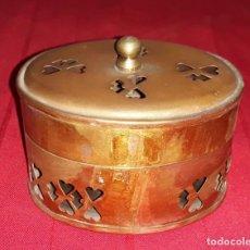 Antigüedades: CAJITA. Lote 146081646